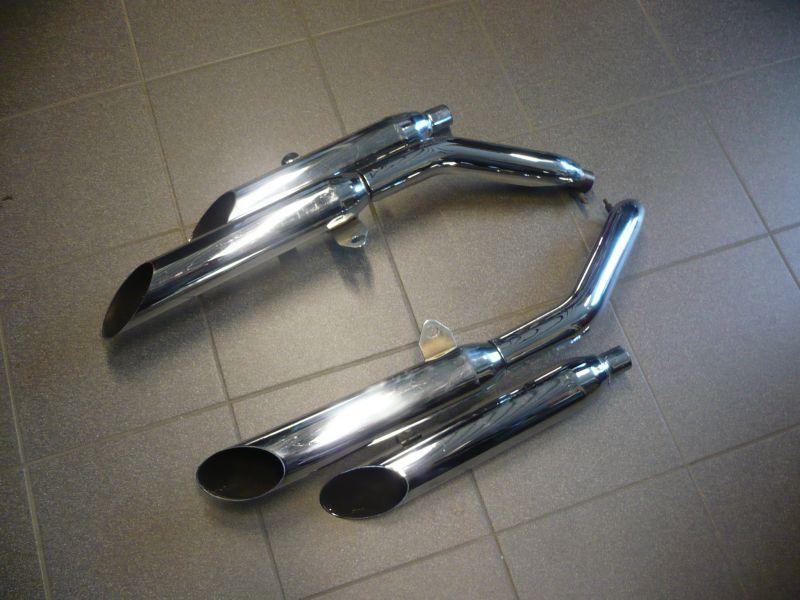 845 : UITLAAT LASER XVZ 1300 ROYAL STAR OUTLAW Yamaha Motors